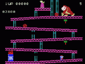 Image result for colecovision donkey kong