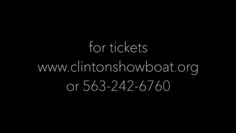 JCS.  Clinton Showboat