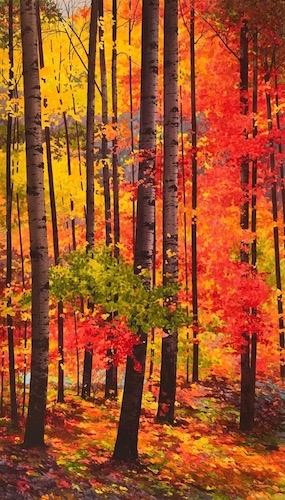 Maples (Print)