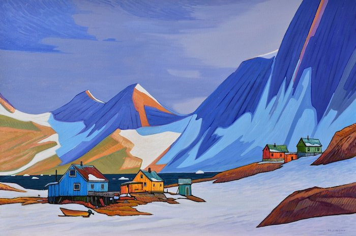 Arctic Hinterland