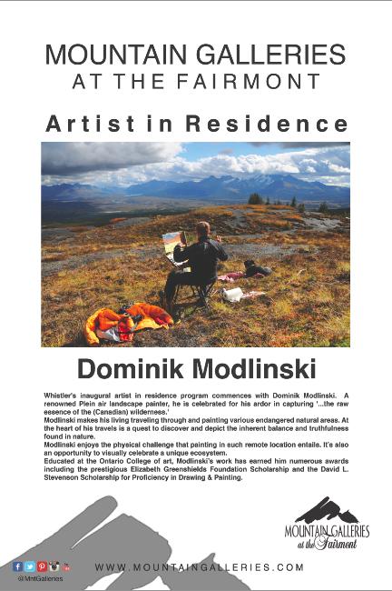 January-February Artist in Residence