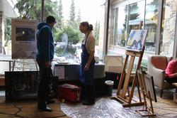 D. Moodie Artist in Residence