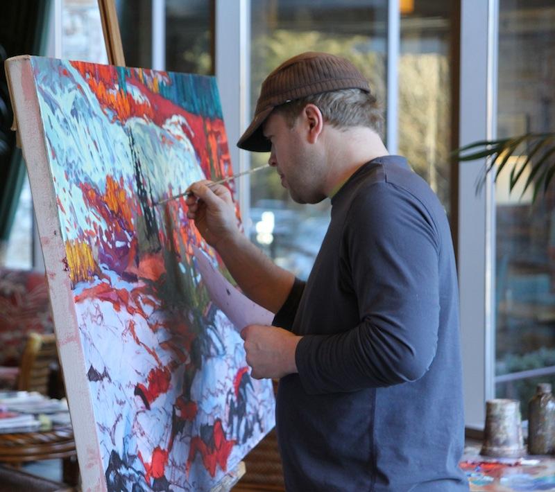 D. Modlinski Artist in Residence