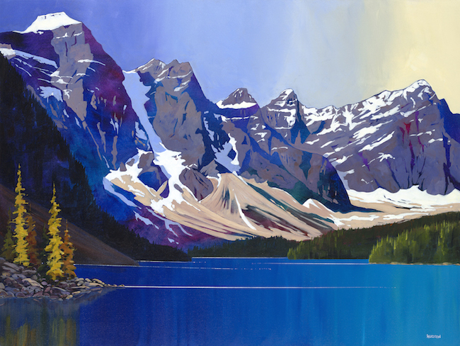 Moraine Lake (Print)