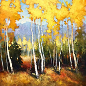 SOLD-Autumn In The Field