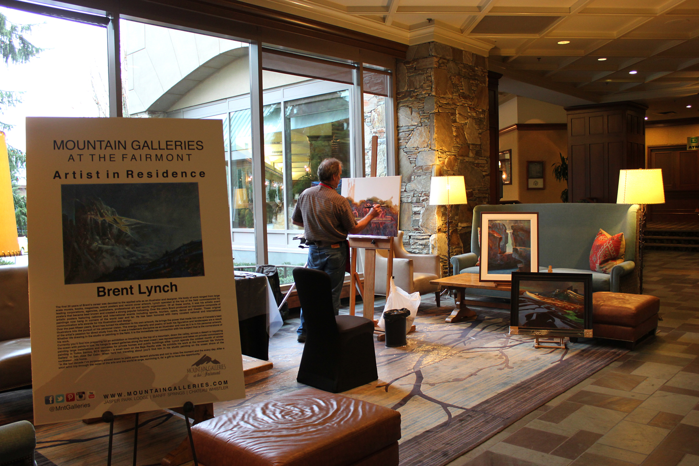 B. Lynch Artist in Residence
