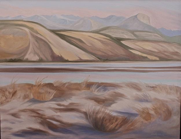 Soft Light- Jasper Lake