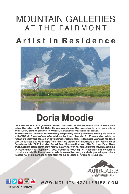 March Artist in Residence