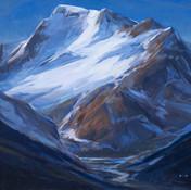 Mount Athabasca Brightness