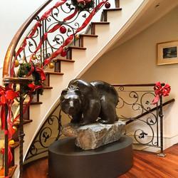 Stone Bear Install