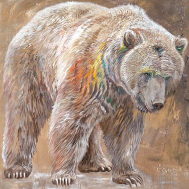 Grizzly Spectrum  (Print)