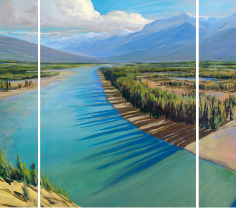 Athabasca Grandeur