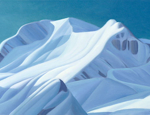 Mount Athabasca by Design