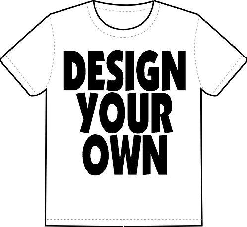 Hen Tshirt - DESIGN YOUR OWN