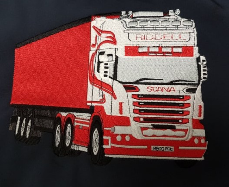Scania Lorry