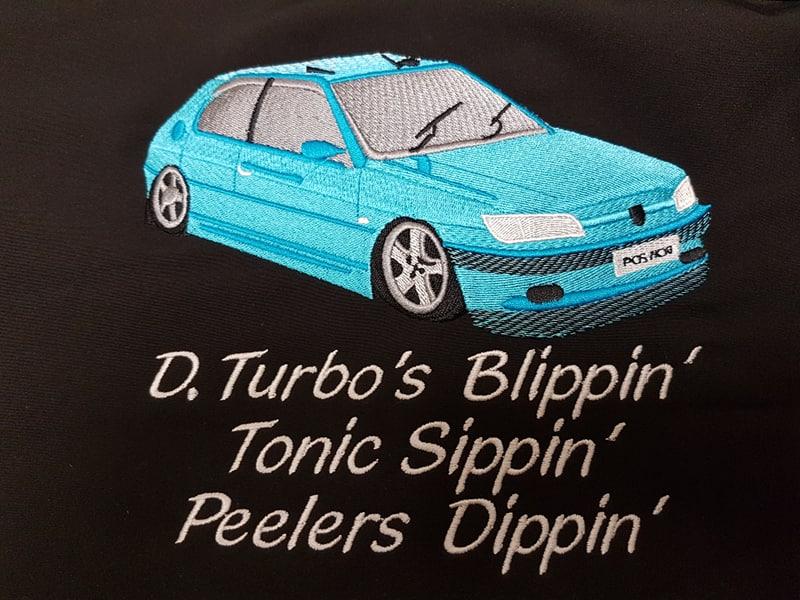 D Turbo Blippin
