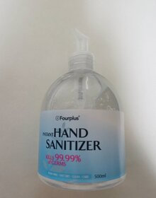 Antibacterial Hand Sanitiser (RV02X) 500ml