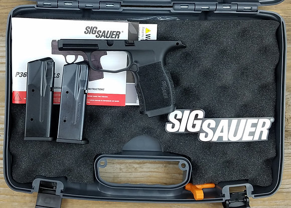 P365XL Grip Module 2 12rd Magazines and Case