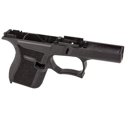 SS80 Black 80 Percent Frame for Glock 43