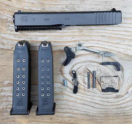 GLOCK 19 Build Kit w/Case
