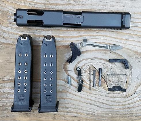 Glock 19C Build kit for Polymer80
