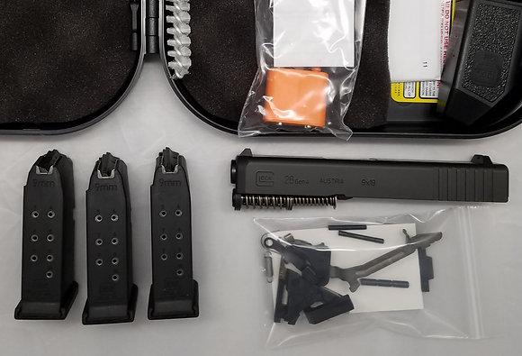 Glock 27 Build Kit For Polymer80 Gen4 Slide