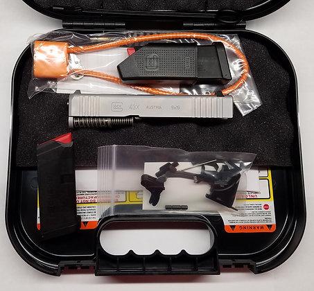 Glock 43X Kit for SS80 or 43 Frame