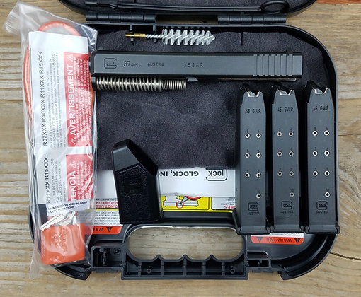 Glock 37 Gen4 Caliber Exchange Kit