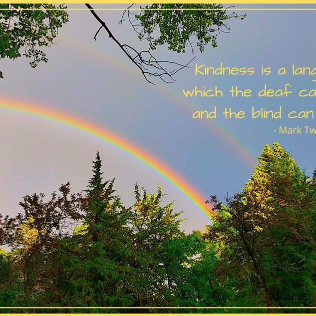 Kindness Rainbow