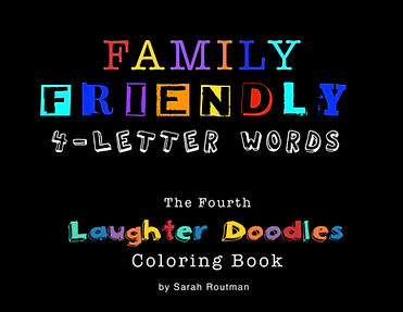 Family Friendly 4-Letter Words - The Fou