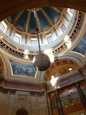 St. Paul Capitol Light Dances