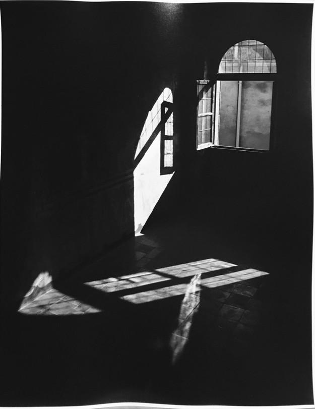 Light Through Open Windows