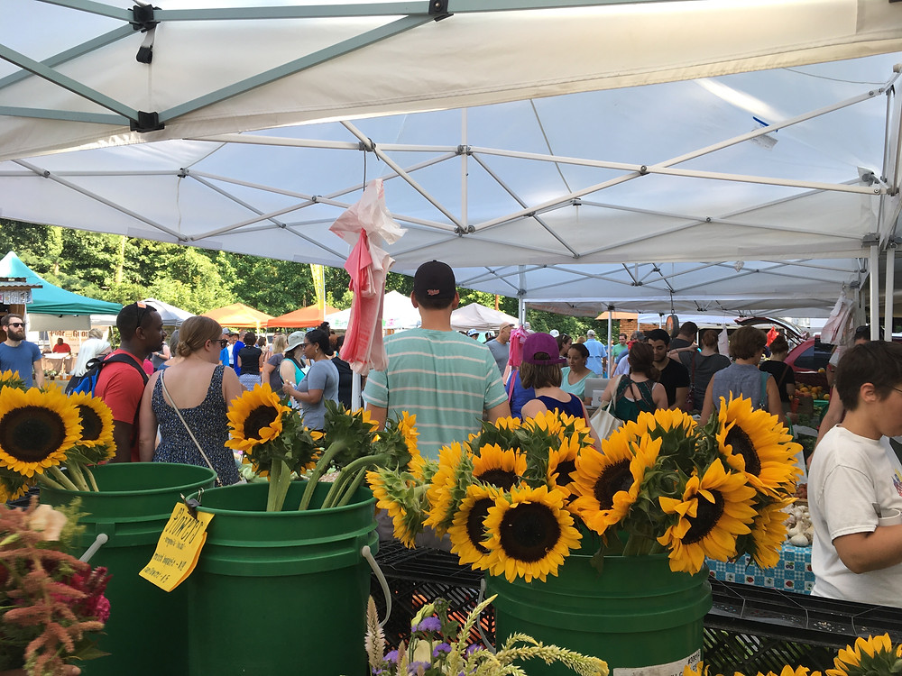 Richmond Virginia Farmers Market Week