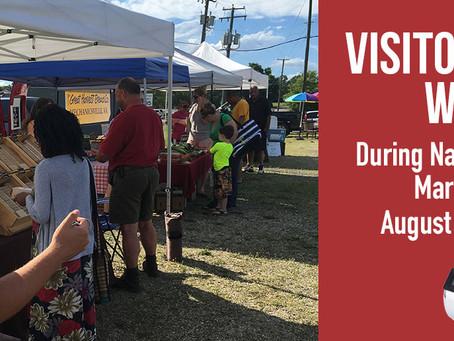 In Virginia, Farmers Markets Count
