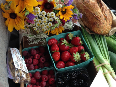 Why I Eat Locally Grown Food
