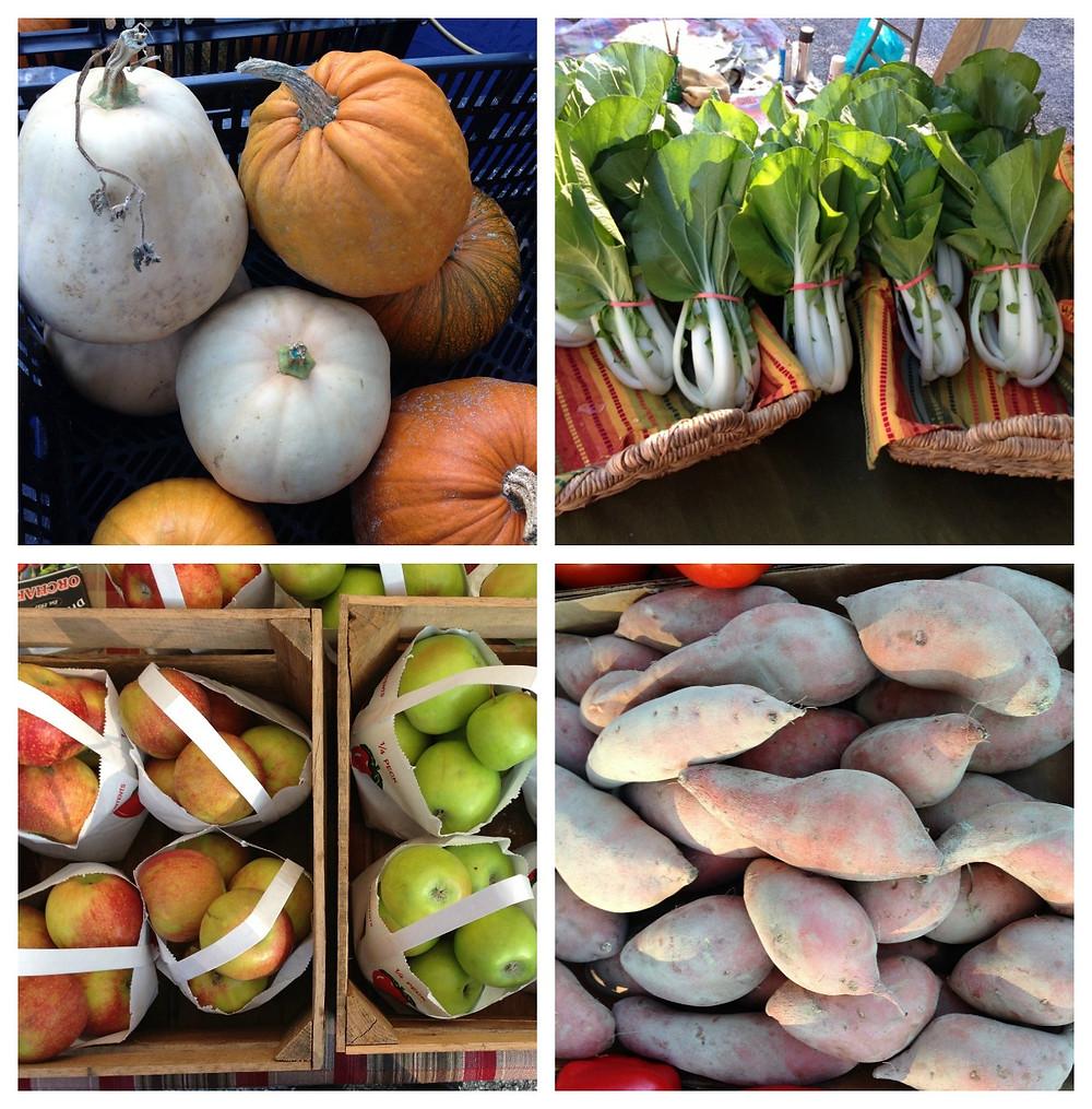 Richmond Virginia's winter farmers markets