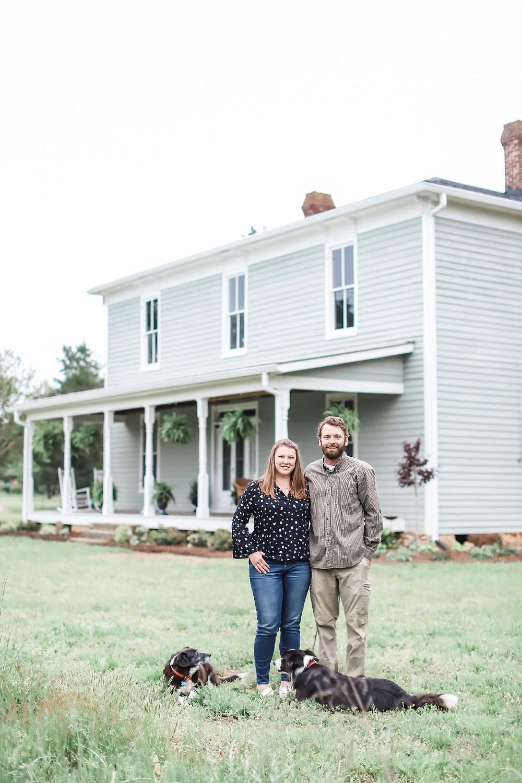 ThorneBrook Farms couple