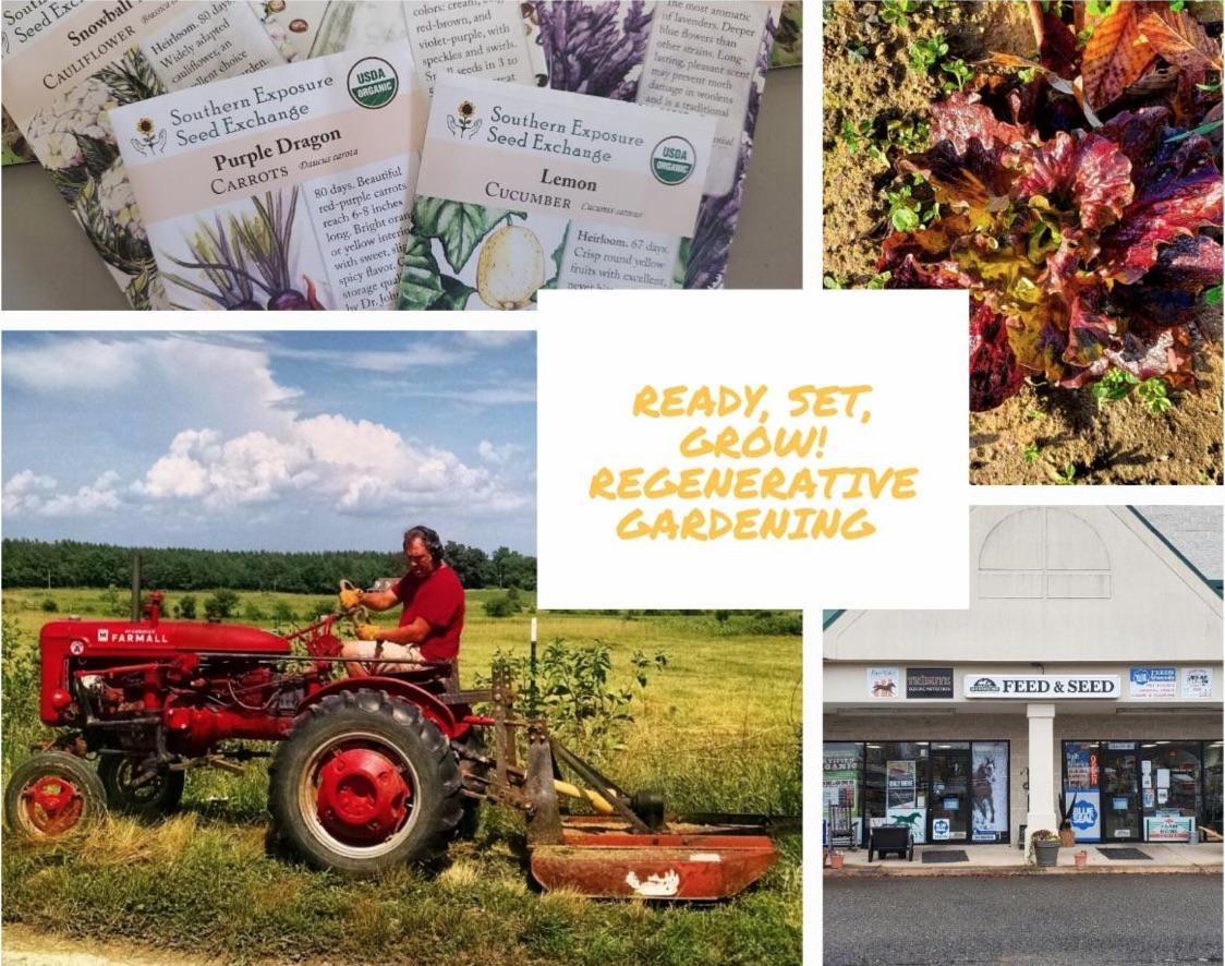 Ready, Set, Grow! Spring Checklist for Regenerative Gardening