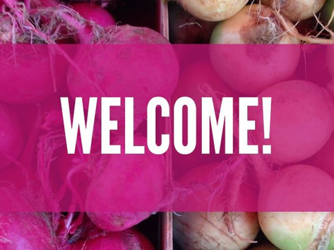 Welcome to Promoting Local Food!