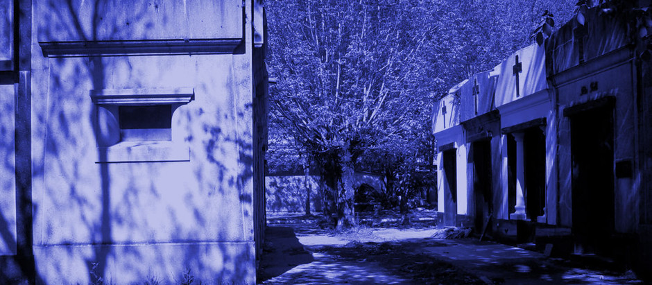 El fantasma del Cementerio Municipal – Leyenda urbana de Lanus
