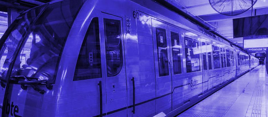 Los Fantasmas del Subterráneo Porteño – Leyenda Urbana de Capital Federal