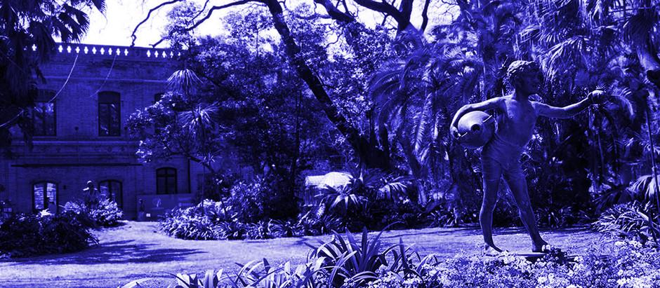 Fantasmas en el Jardín Botánico Carlos Tahys – Mito Urbano de Buenos Aires