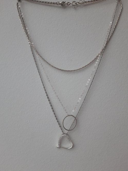 Þakklætisdýrð / Upcycled Jewelry - Silfur 925
