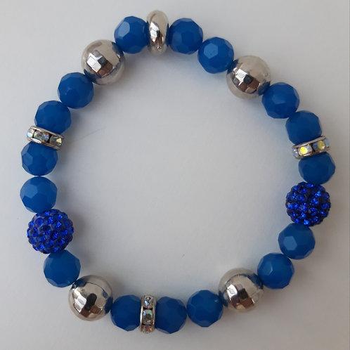 Armband / Upcycled Jewelry 19.5 cm