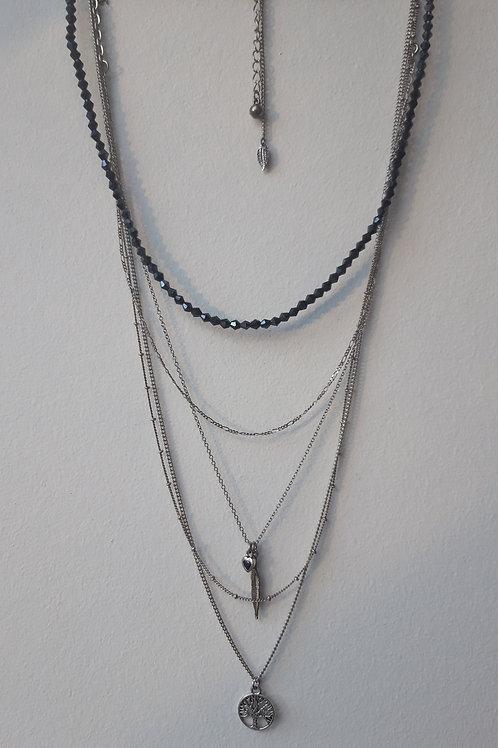 Þakklætisdýrð /Upcycled Jewelry