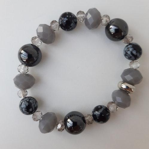 Armband / Upcycled Jewelry 18.5 cm
