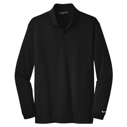 Nike L/S Dri-FIT Stretch Polo