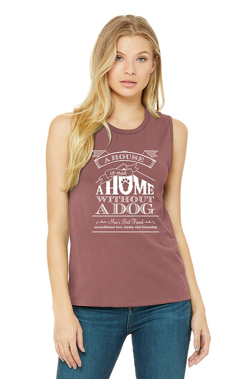 Ladies Tank Home