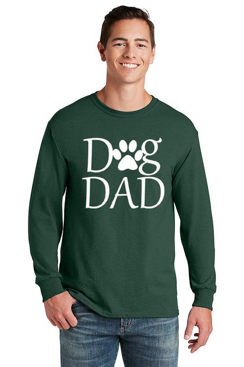 Men's L/S Tees DogDad