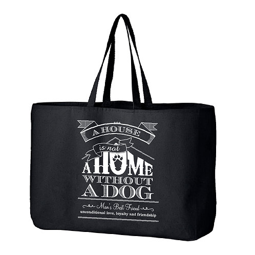 Giant Tote Home